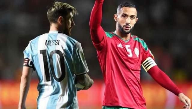 مفاجأة بشأن إصابة ميسي قبل مباراة المنتخب المغربي