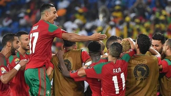 تعرف على مستوى المنتخب المغربي قبل قرعة كأس إفريقيا 2019