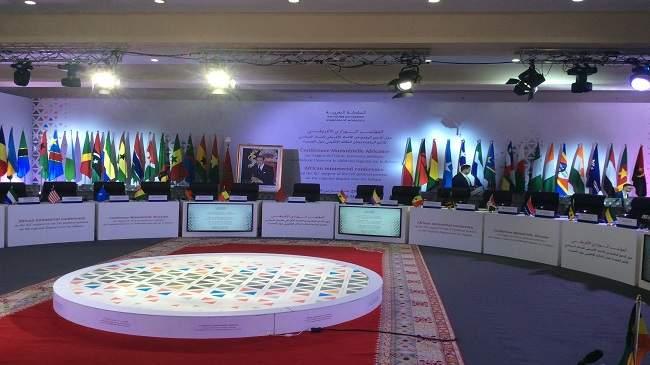 قضية الصحراء تجمع 40 دولة إفريقية بمراكش