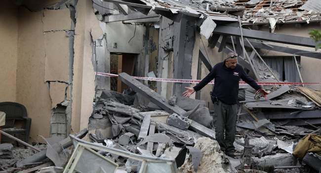 """معلومات خطيرة حول """"صاروخ غزة"""" الذي قد يشعل حربا في الساعات القادمة!"""