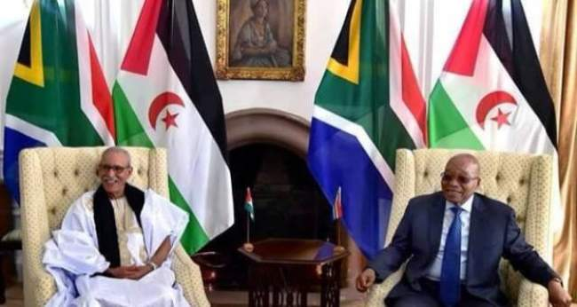 قضية الصحراء .. جنوب إفريقيا تستفز المغرب من جديد وهذا ما قامت به