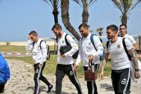 بالصورة.. التشكيلة الرسمية للارجنتين امام المنتخب الوطني المغربي