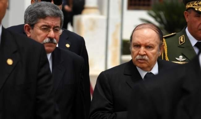"""أويحيى ينقلب على """"بوتفليقة"""" ورئيس الجيش الجزائري يدخل مجددا على الخط!"""