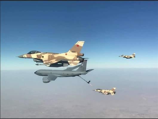 إسبانيا والجزائر تعلقان على أضخم عسكرية للمغرب