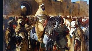 """سلطان المغرب يهرب من خيمته عاريا خوفا من """"زلزال عظيم"""""""