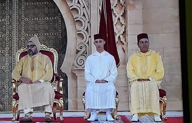 الملك محمد السادس يتحدث أربع لغات في حضرة البابا