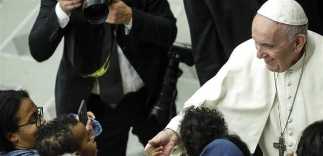 هذا ما طلبته طفلة لبنانية في المغرب من البابا فرنسيس!