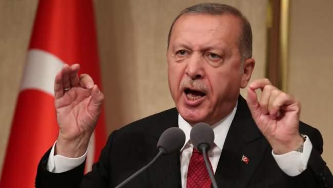 حزب إردوغان يتعرض لانتكاسة كبرى