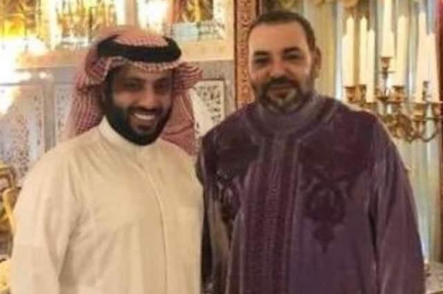 تفاصيل القصة الكاملة لزيارة تركي آل شيخ للمغرب