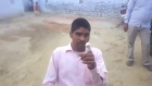 هندي يقطع أصبعه بعد أن اكتشف أنه صوت للحزب الخطأ!