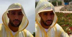 توجه للمسجد.. دراجة وجلباب بنعطية في قطر تشعل فيسبوك (فيديو)