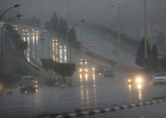 انتبهوا..أمطار وزخات رعدية مصحوبة ببرد في هذه المناطق المغربية