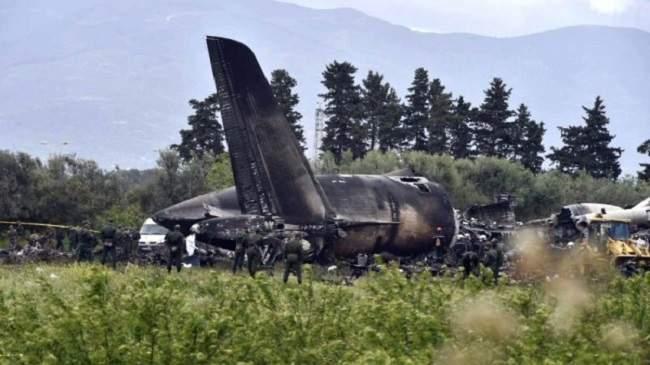 تفاصيل جديدة بشأن الطائرة العسكرية الجزائرية