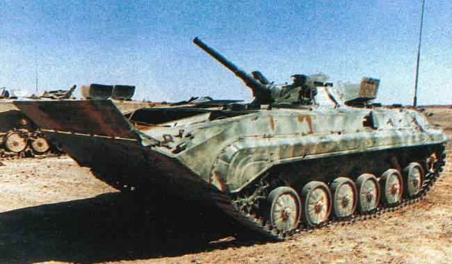 أول معركة دبابات في حرب الصحراء المغربية؟