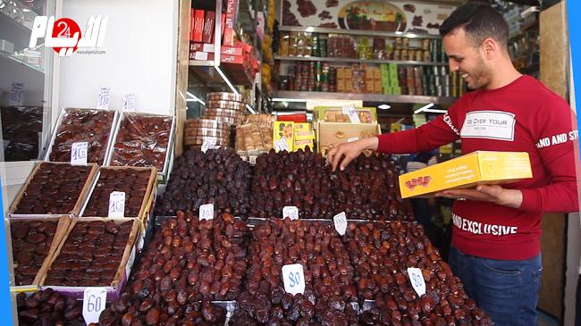 هذه أسعار أصناف التمور التي يقبل عليها المغاربة
