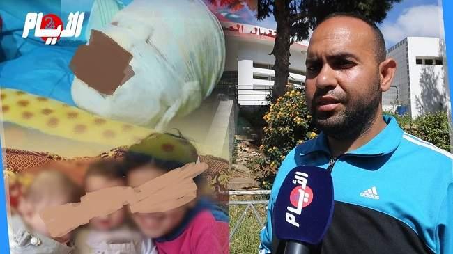 فيديو..في أول يوم من رمضان أم لخمسة أطفال تموت حرقا والزوج في قفص الاتهام