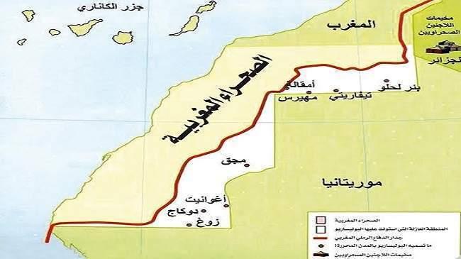 هكذا رد المغرب على انتهاكات البوليساريو في مخيمات تندوف