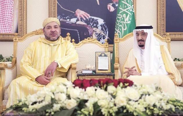"""صحيفة بريطانية تكشف أسباب الخلاف """"الحقيقية"""" بين المغرب والسعودية"""