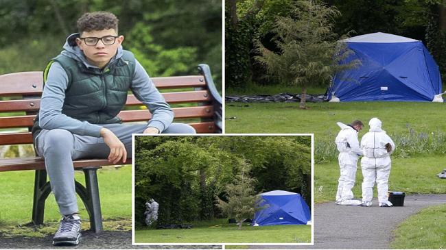 السر المخفي وراء مقتل الشاب المغربي عزام في إيرلندا