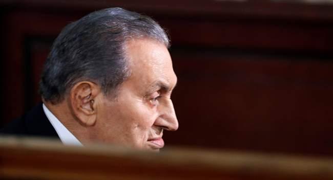 اول لقاء لمبارك منذ الثورة المصرية وهذا ما كشف عنه من أسرار
