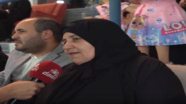 """في أو ظهور لها..والدة حمد الله: """"ابني وعدني بعمرة في رمضان بعد الدوري"""""""