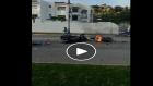 فيديو اللحظة القاتلة..كاميرا هاتف تصور حادث سير مروع قبل الإفطار في طنجة