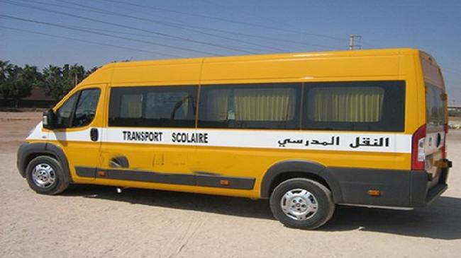وزان..سائق حافلة مدرسية يعنّف فتاة قاصر أكلت نهار رمضان