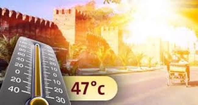 طقس الخميس..أجواء حارة مع وجود الشركي في هذه المناطق