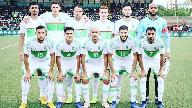 """""""كان2019""""..مفاجآت في اللائحة النهائية للمنتخب الجزائري"""