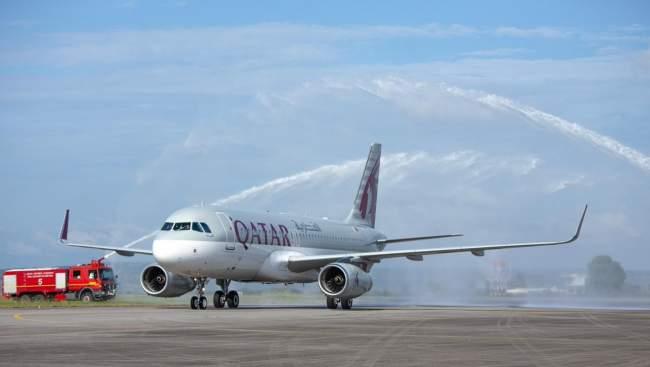 الخطوط الجوية القطرية تدشّن رحلاتها إلى مدينة الرباط