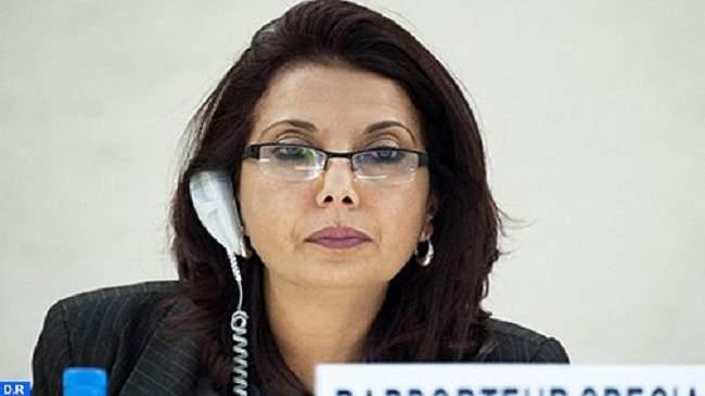 """تعيين المغربية """"نجاة امجيد"""" ممثلة خاصة للأمين العام للأمم المتحدة"""