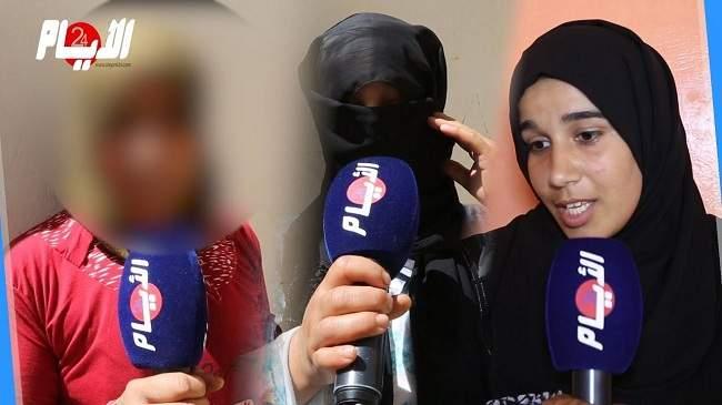 ''تصريحات صادمة من جيران الطفلة اللي اغتصبها جارهم في رمضان و اعطاها ''بنانة