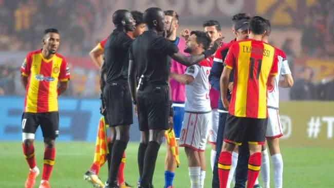 عاجــل..تحديد مكان وموعد إعادة مباراة الوداد والترجي التونسي!