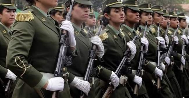 إقبال كبير للشابات في المغرب على أداء الخدمة العسكرية