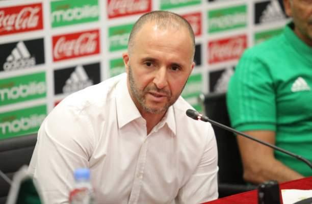 مدرب الجزائر يخرج عن صمته تجاه إعادة مباراة الوداد والترجي