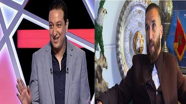 فيديو..زكرياء حدراف يقلد جواد بادة