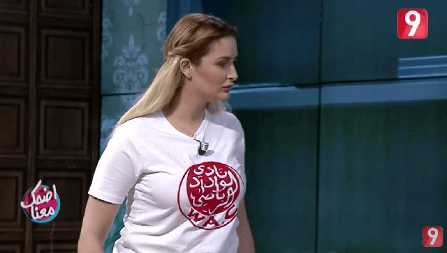 قناة تونسية تشعل الحرب وتستفز جماهير الوداد بكلام خطير (فيديو)