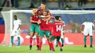 أقوى خصم للمنتخب المغربي يتعرض لهزيمة مفاجئة