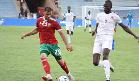 لأول مرة .. حمد الله يخرج عن صمته بخصوص مغادرته المنتخب ويعلق على الهزيمة امام زامبيا