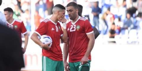 أول تعليق لمساعد رونار على ما حدث لحمد الله في معسكر المنتخب المغربي