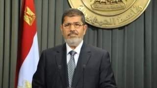 تفاصيل آخر لحظات مرسي قبل وفاته داخل المحكمة