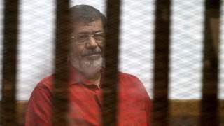 تسريب خطير للجزيرة .. شاهد مرسي يتهم السلطات المصرية بتهديده