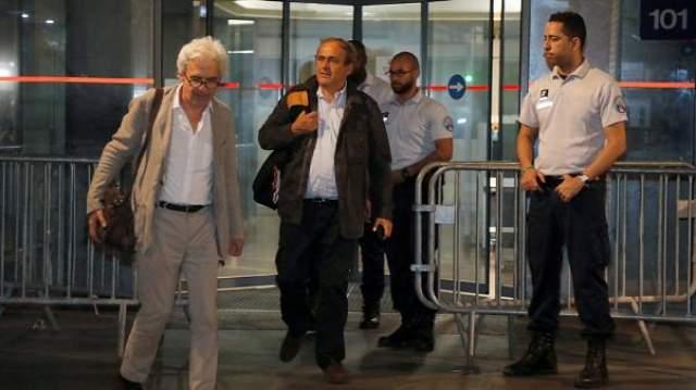الإفراج عن ميشيل بلاتيني دون توجيه تهم له في التحقيق حول كأس العالم في قطر