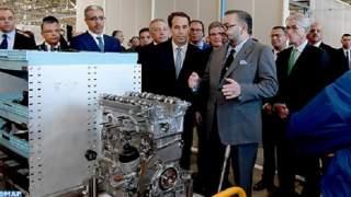 ينتج 100 ألف عربة ويوفر 4 آلاف منصب شغل..الملك يدشن مصنعا للسيارات