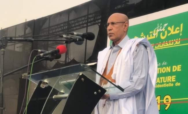 """ولد الغزواني..مقرب من المغرب وعدو لـ""""البوليساريو"""" يقترب من رئاسة موريتانيا"""