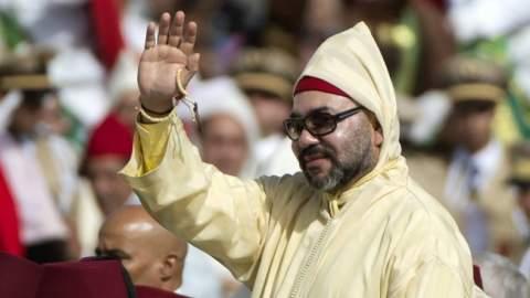 الملك أول زعيم عربي يراسل الرئيس الموريتاني الجديد