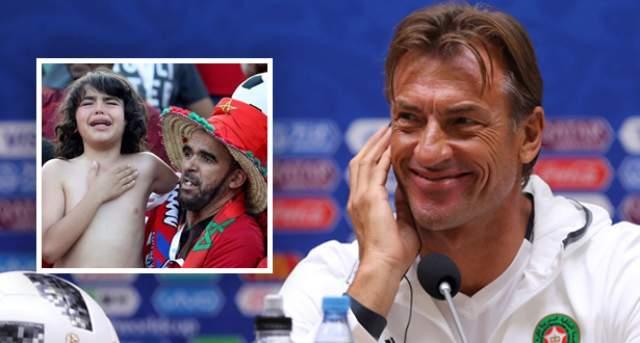 المغرب يحدد خليفة رونار والأخير يوجه رسالة إلى المغاربة!
