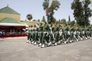 مولاي الحسن يترأس حفل تخرج ضباط عسكريين من جنسيات عربية وأجنبية