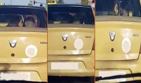 مشاهد ساخنة داخل سيارة أجرة بمراكش تشعل فيسبوك