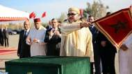 الملك محمد السادس يحل بمدينة طنجة لتدشين مجموعة مشاريع